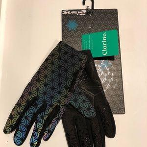Oil Slick Supacaz Long Gloves SupaG